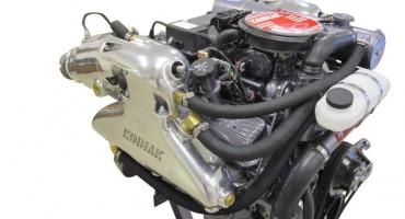 Судовой  двигатель Kodiak Marine MPI 350, 5.7L